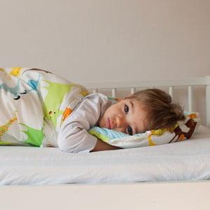 Sac de dormit pentru copii Bartex Animăluțe colorate, 70 x 165 cm