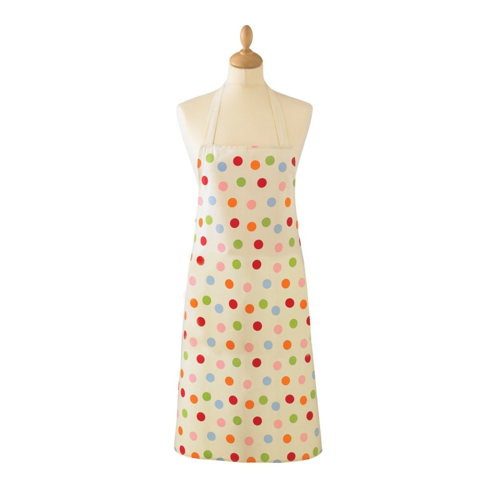 Kuchařská zástěra z bavlny Cooksmart England Spots