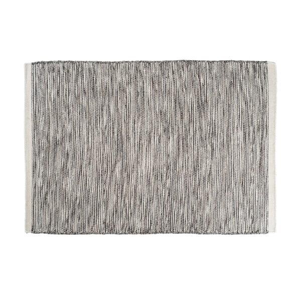Vlněný koberec Asko, 70x140 cm, mramorovaný