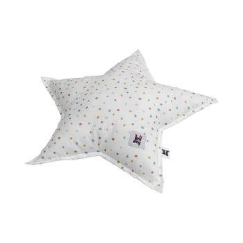 Pernă din bumbac în formă de stea pentru copii BELLAMY In the woods imagine