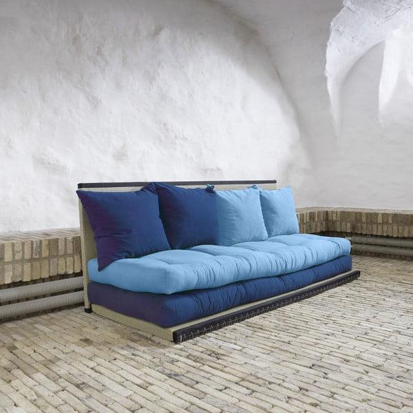 Canapea modulară Karup Chico Royal/Celeste
