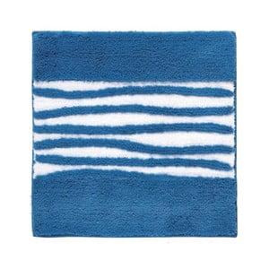 Koupelnová předložka Morgan Denim Blue, 60x60 cm