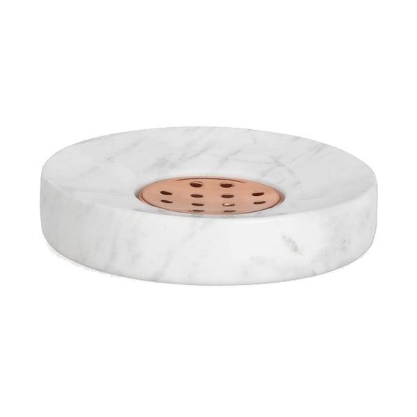Podložka pod mýdlo Marble Copper