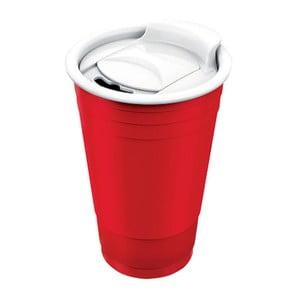 Hrnek Fun Party Cup, červený