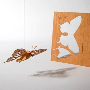 Pohledy Motýl, 2 ks