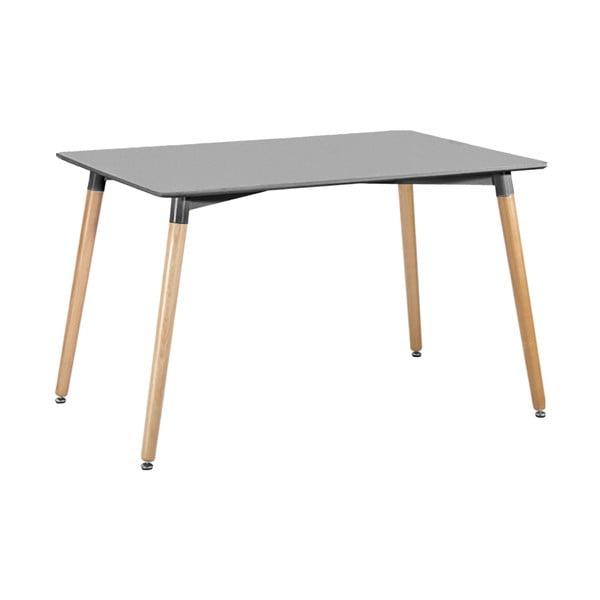 Elementary szürke étkezőasztal - Leitmotiv