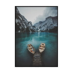 Poster DecoKing Boat Trip, 100 x 70 cm