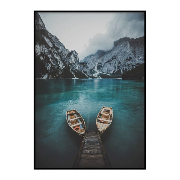 Poster DecoKing Boat Trip, 70 x 50 cm