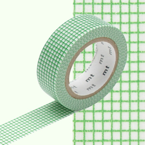 Bandă decorativă Washi MT Masking Tape Rebecca, rolă 10 m