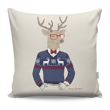 Pernă Mr. Deer, 43x43cm