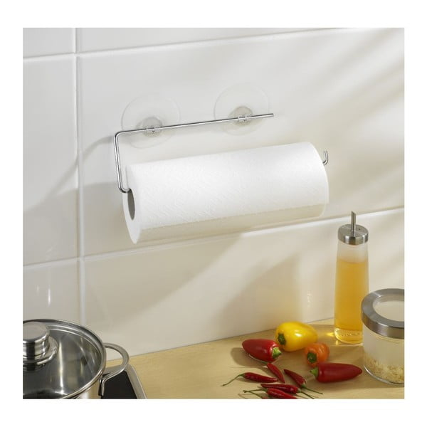 Držák na kuchyňské utěrky Wenko Static-Loc