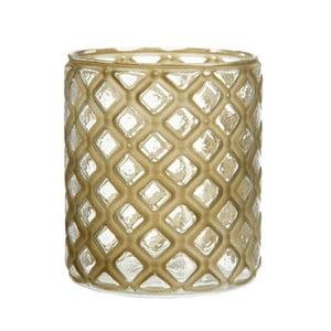 Svícen Cylinder Glass, 11x12 cm