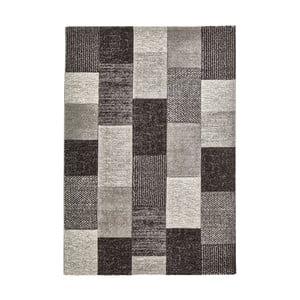 Šedý koberec Think Rugs Brooklyn, 160x220cm