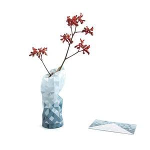 Papírová váza Grey Gradient