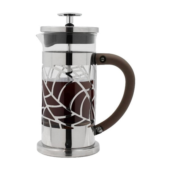 French press Floral Small
