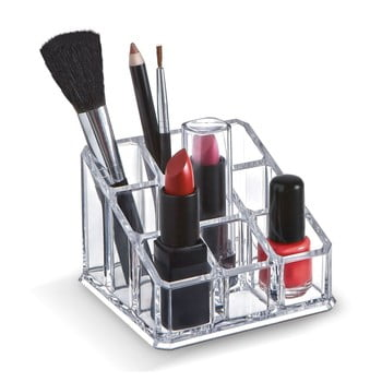 Organizator cosmetice Domopak Make Up, mic