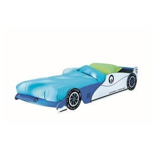 Dětská postel ve tvaru závoďáku Demeyere Grand Prix, 90x200cm