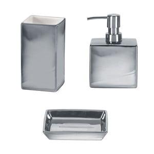 Koupelnový set Glamour Silver II