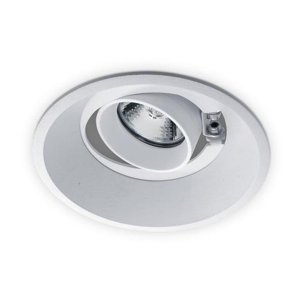 Bílý stropní kryt na LED žárovku Kobi Koma