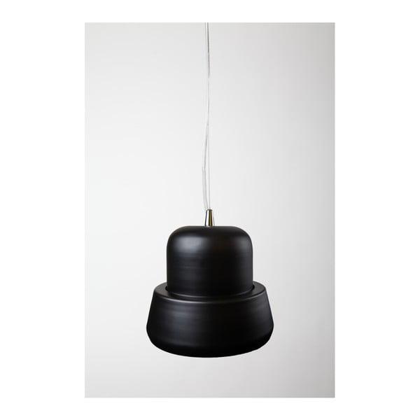 Závěsné světlo Brambla Prima Mini, černé
