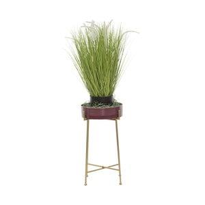 Vínově červený odkládací stolek Mauro Ferretti Verde