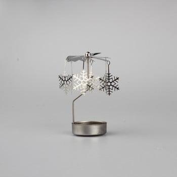 Clopoței metalici Dakls Snowflakes imagine