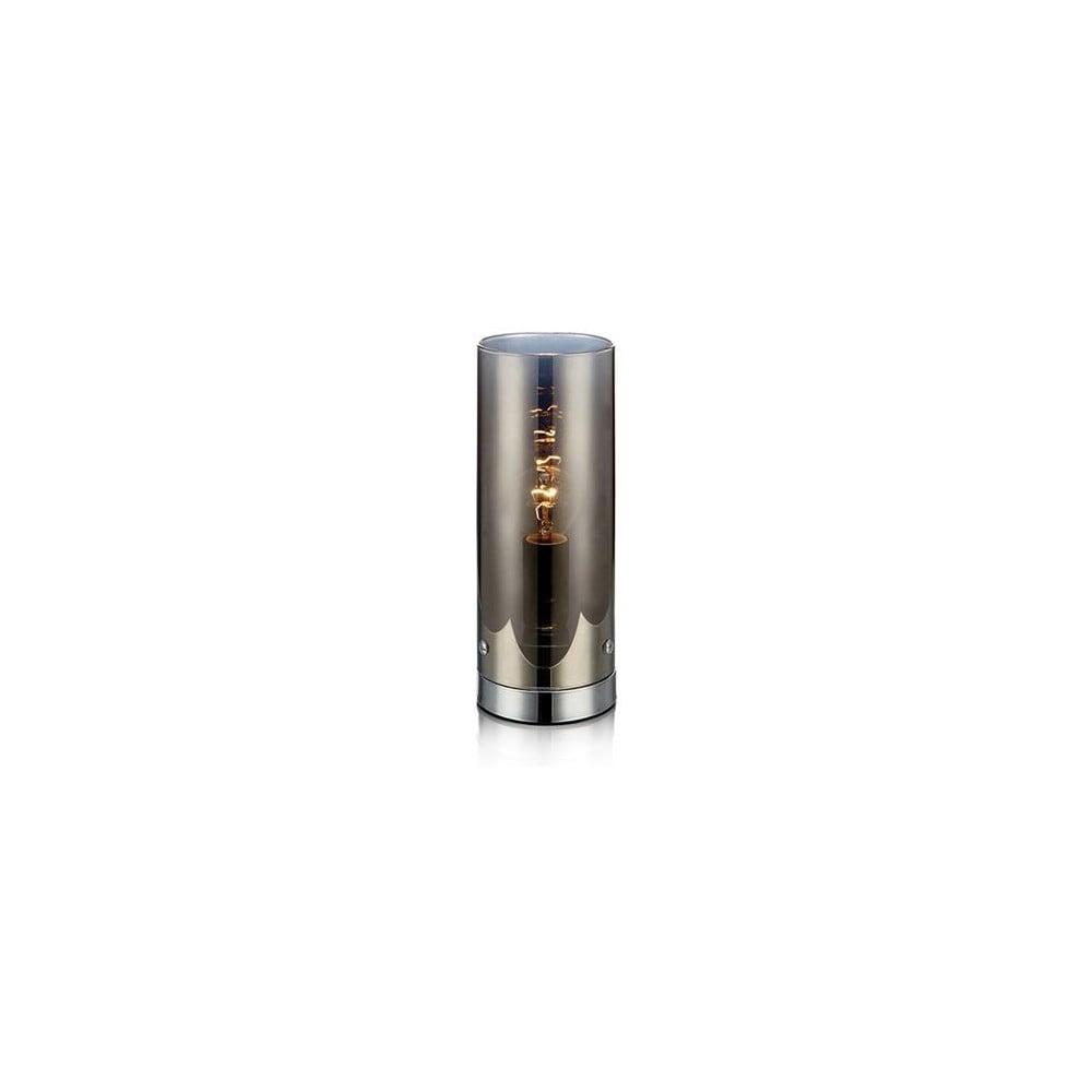 Stolní lampa ve stříbrné barvě Markslöjd Storm, ⌀ 9 cm