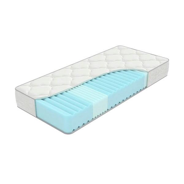 Středně tuhá matrace ze studené pěny Enzio Oakland Roll, 90 x 200 cm