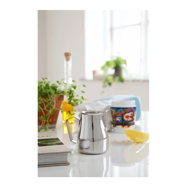 Latieră din oțel inoxidabil Steel Function Italian Milk, 350 ml