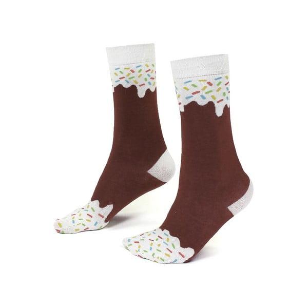 Ponožky DOIY Icepop Chocolate
