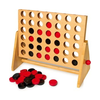 Joc din lemn Legler 4 In A Row imagine
