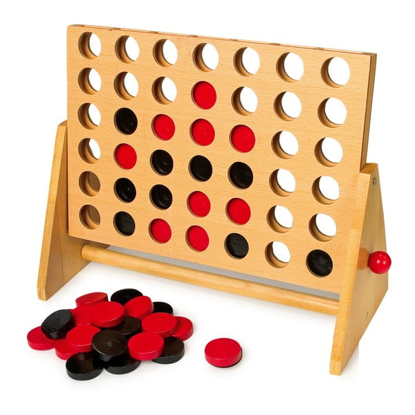 Joc din lemn Legler 4 In A Row