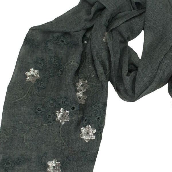 Šátek Mina Grey