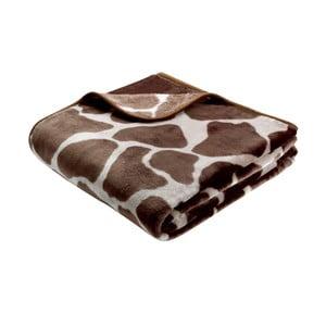 Umělá kožešina Biederlack Giraffe, 200x150cm