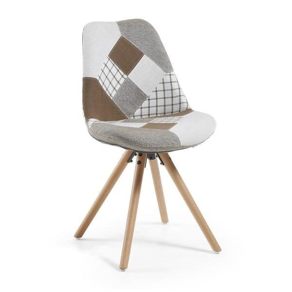 Jídelní židle La Forma Lars Patchwork