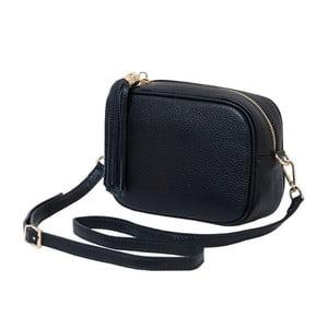 Černá kabelka z pravé kůže Andrea Cardone Pezzo