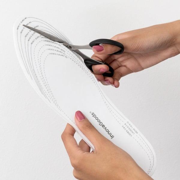 Tălpi elastice interioare pentru pantofi InnovaGoods Cut-Out