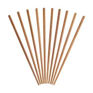 Sada 10 bambusových hůlek Kitchen Craft Oriental