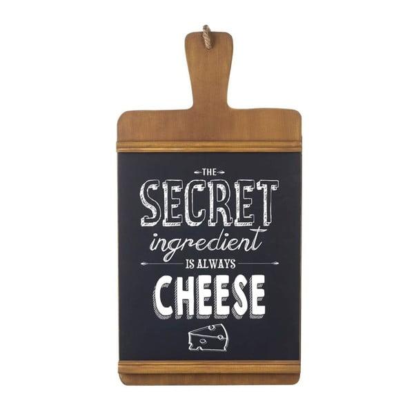 Dekorativní prkénko Secret Ingredients