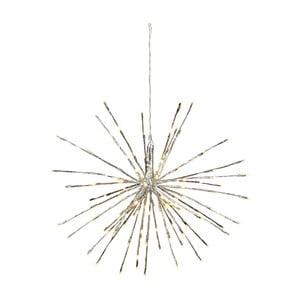 Svítící LED dekorace vhodná doexteriéru Best Season Firework, Ø 60 cm