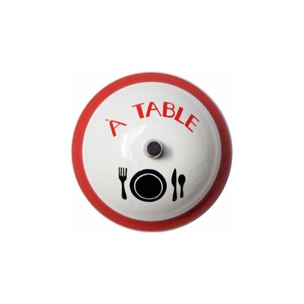 Recepční zvonek A Table