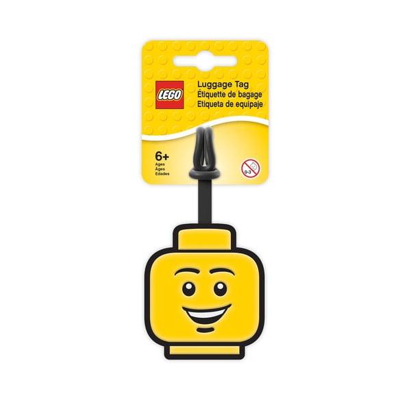 Etichetă pentru bagaje LEGO® Iconic Boy