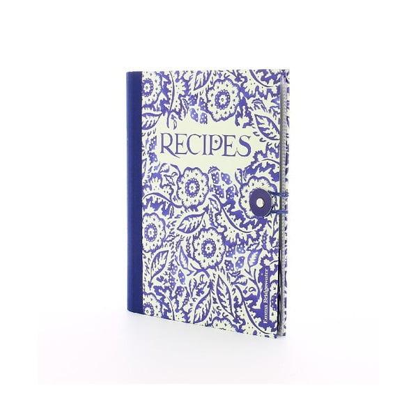 Kniha na recepty Blueprint Collections Emma Bridgewater