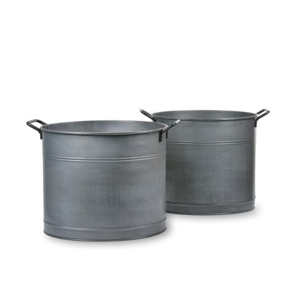 Sada 2 košov Garden Trading Buckets