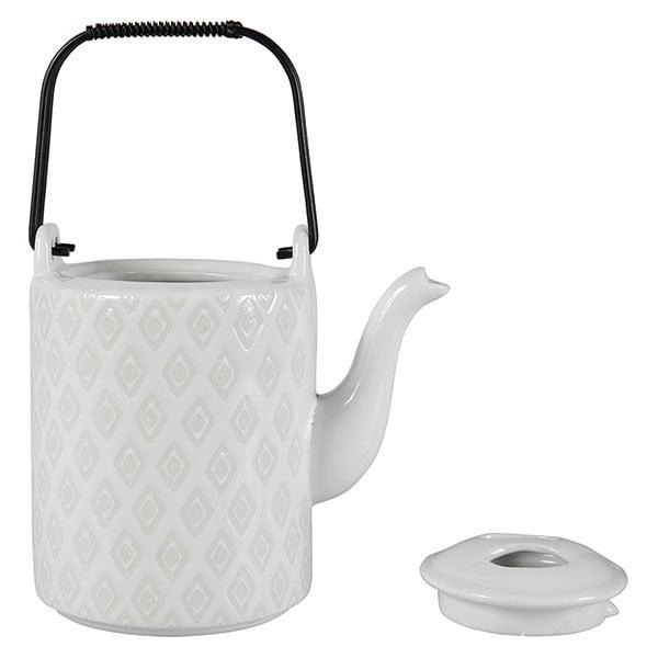 Porcelánová konvice Blanche, 1 l