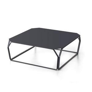 Grafitově černý konferenční stolek MEME Design Tray