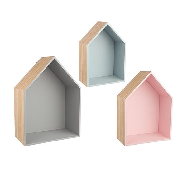 Set 3 police Homes