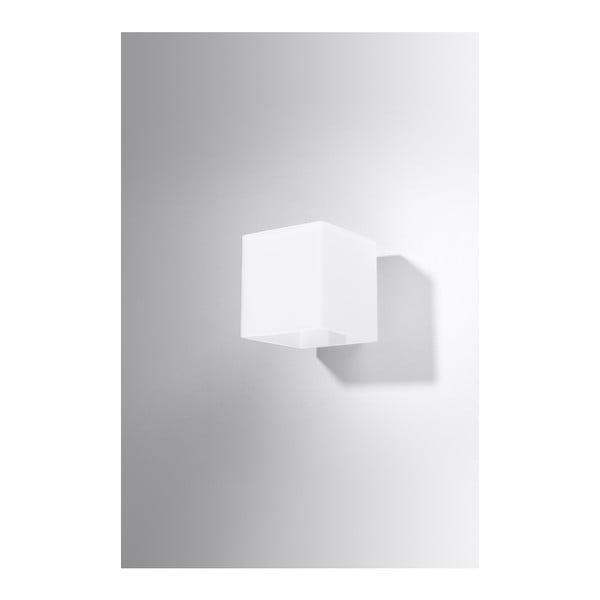 Bílé nástěnné svítidlo Nice Lamps Livio