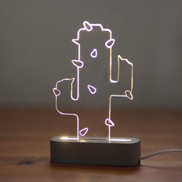 Náladové světlo Cactus