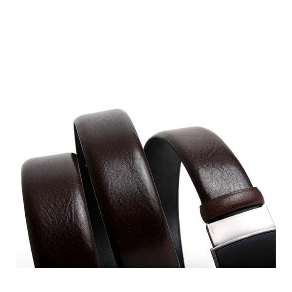 Kožený pásek Hanile, 85 až 95 cm